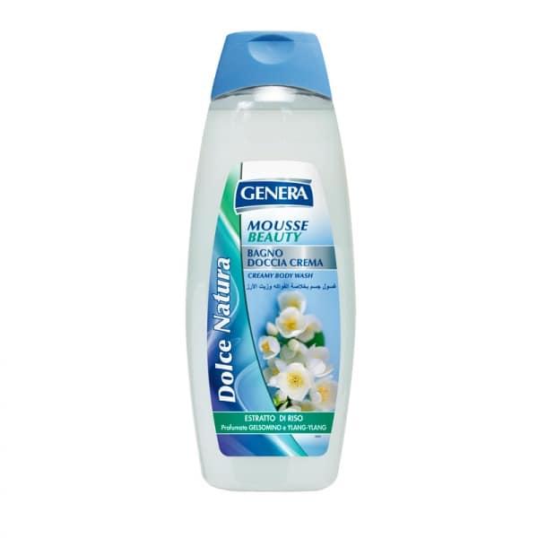 GENERA Bagno Doccia Crema Mousse Beauty 1000 ml