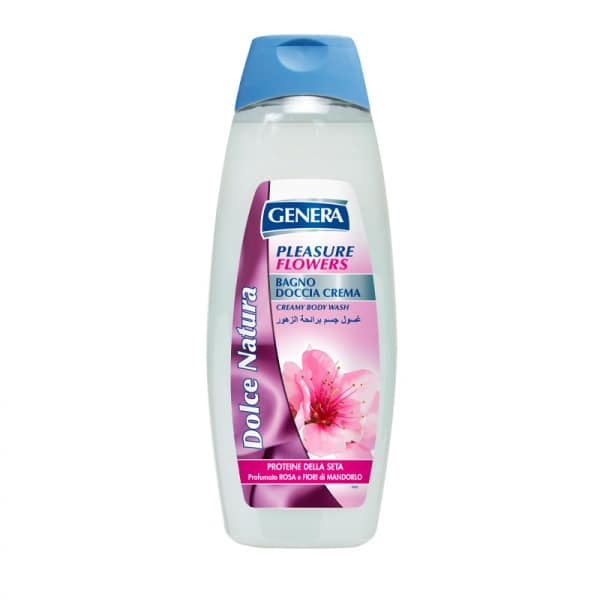 GENERA Bagno Doccia Crema Pleasure Flowers 1000 ml